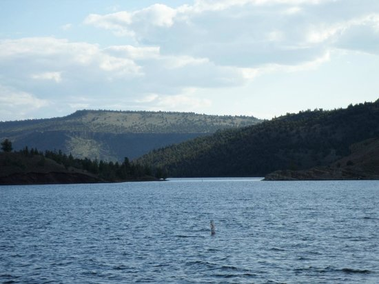 Prineville Reservoir State Park: Another Watery View