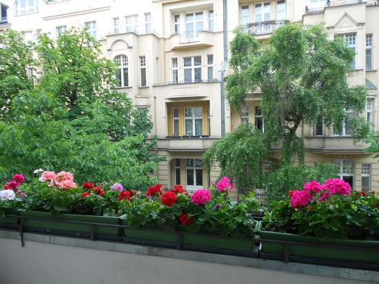 Hotel Pension Columbus Berlin