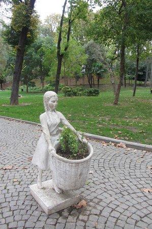 Gulhane Park: Парк