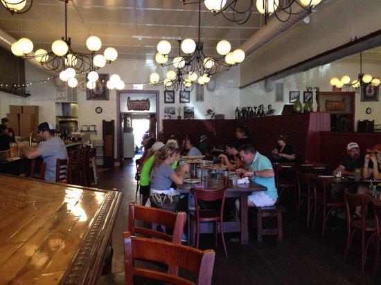 Best Pies Pizzeria Restaurant Interior