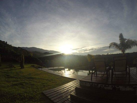 Hotel Mango Valley : Sonnenaufgang