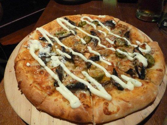 Barluca: Pizza
