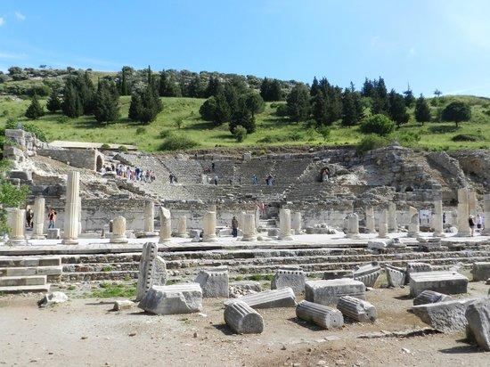 Vieille ville d'Éphèse : Theater