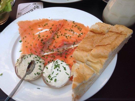 Van Kerkwijk: The fish sandwich