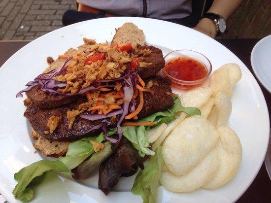 Van Kerkwijk: The meat loaf sandwich