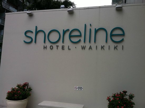 Shoreline Hotel Waikiki: Shoreline Hotel 2