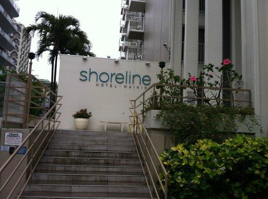 Shoreline Hotel Waikiki: Shoreline Hotel 1
