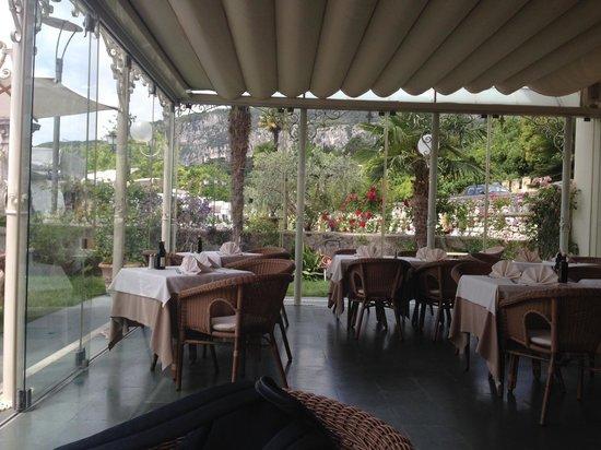 Cafe La Vittoria: Вид из ресторана