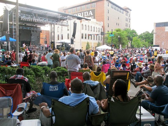 Hyatt Regency Jacksonville Riverfront: Jazz Festival Main Stage #2