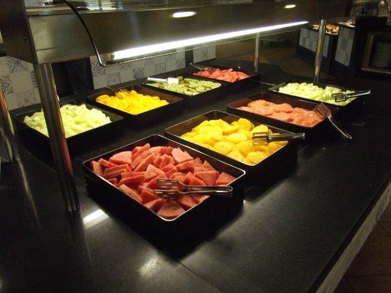 PortAventura Hotel Caribe: food