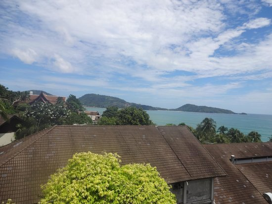 Diamond Cliff Resort and Spa: View from room #1833