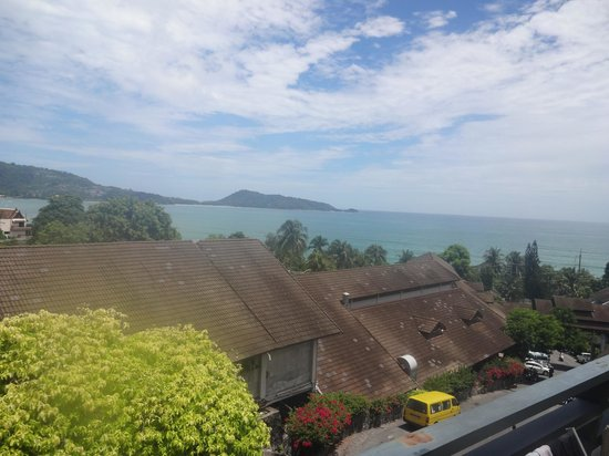 Diamond Cliff Resort and Spa: View