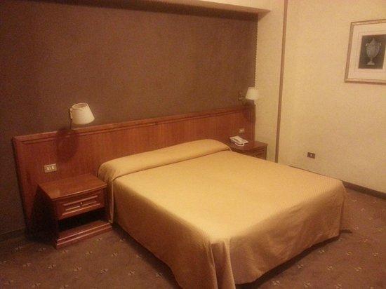 Hotel Virgilio: camera pultia e spaziosa
