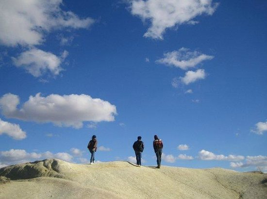 Nese Tour Tourism: Blue sky in Cappadocia
