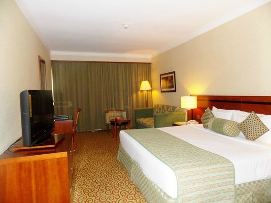 Ramee Royal Hotel: Executive King Room- 35 sq meter