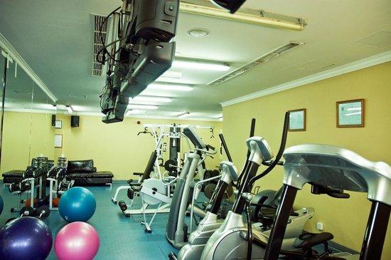Ramee Royal Hotel : Gym