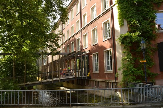 Basel Youth Hostel: Hostel