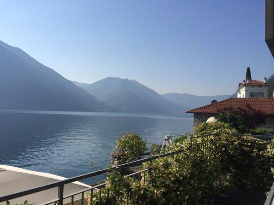 Villa Belvedere: Вид с балкона