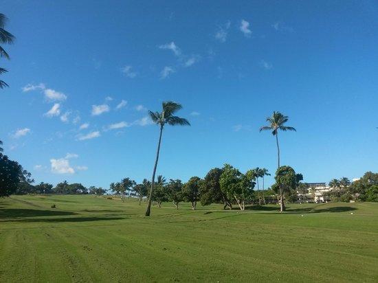Maui Eldorado: Campo de golfe