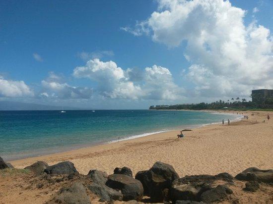 Maui Eldorado: Praia de Kaanapali