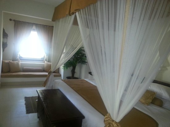 Baraza Resort & Spa: The Ocean View Villa Bedroom