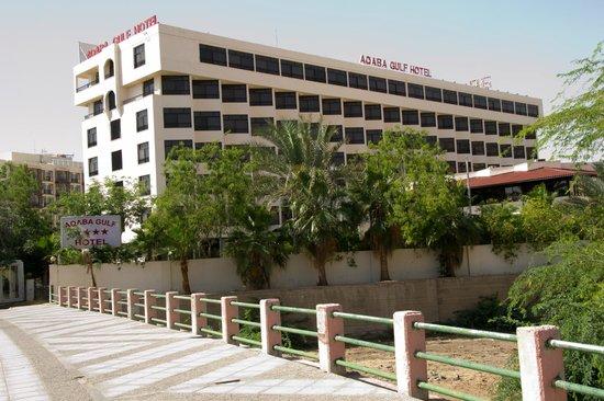 Aqaba Gulf Hotel: prima hotel
