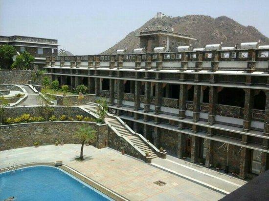 Ramada Udaipur Resort and Spa : View 3