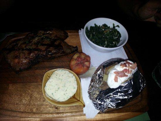 Irish Times Pub : My Meal