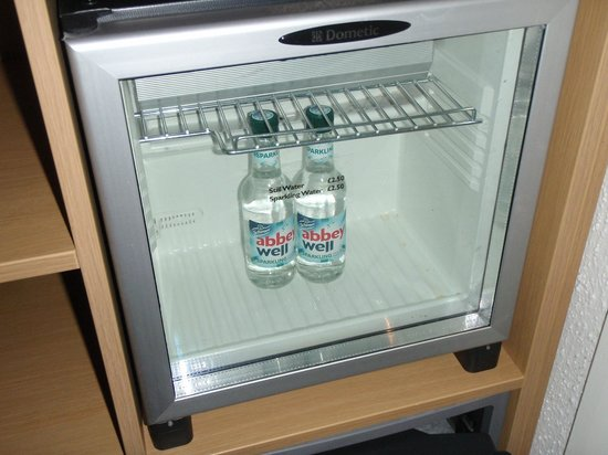 Novotel Coventry: Nice Little Fridge
