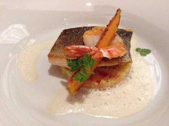 Restaurant Alcron: Bream