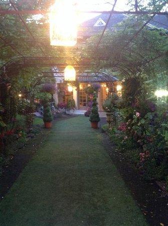 Hotel Beatus : follow the green carpet