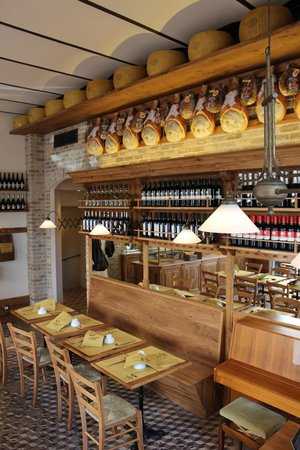 Salsamenteria di Parma : salsamenteria cannes