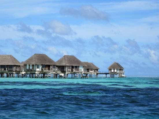 Club Med Kani : from the jetty