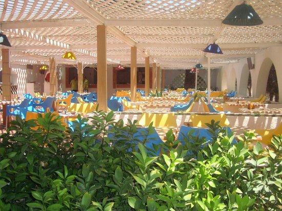 Mediterranee Thalasso Golf : Barbacue