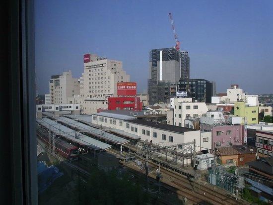 APA Hotel Keisei Narita Ekimae : 客室からの眺め-3