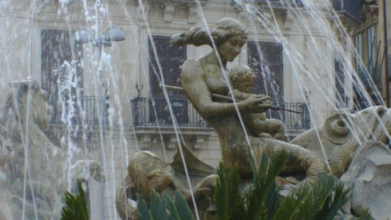 Fountain of Diana: La Fontana di Diana
