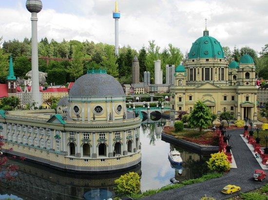 Gunzburg, Alemania: Mini Hamburg