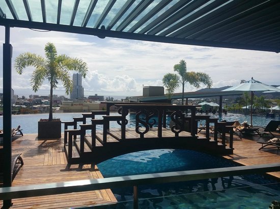 The Senses Resort: View from Pool Access room