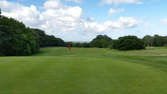 Queens Park Golf Course