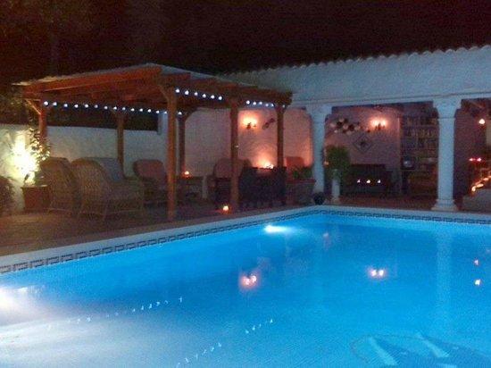 Finca Los Etera: pool