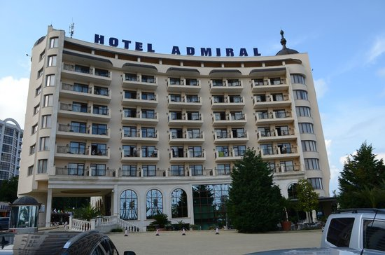 Hotel Admiral : The hotel