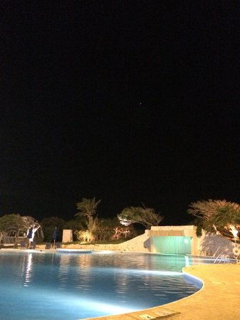 ANA InterContinental Manza Beach Resort: プールから