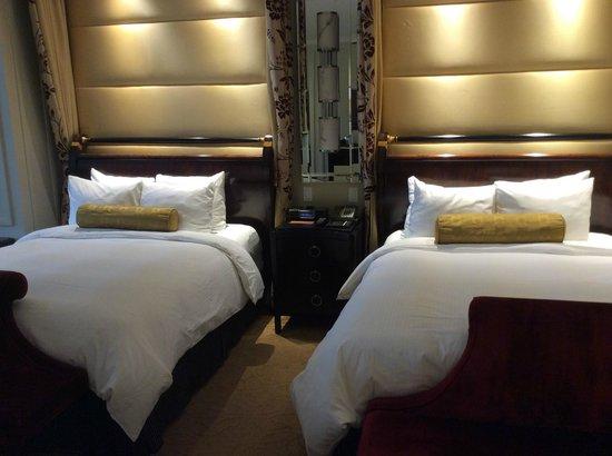 The Palazzo Resort Hotel Casino: Sleeping area