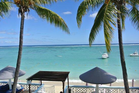 Gold Beach Resort: Plage de l'hotel