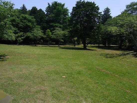 Sakura Castle Site Park: 03 二の丸跡