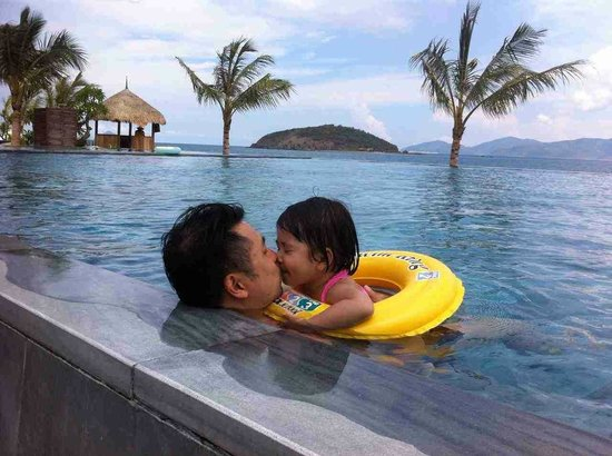 Amiana Resort: my baby, i love you