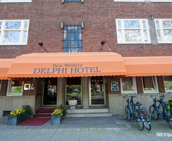 Best Western Delphi Hotel Reviews