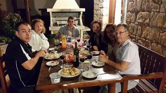 Lithos Holiday Villas: Villa Garfenia