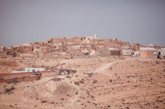 Sahara Desert : деревня берберов