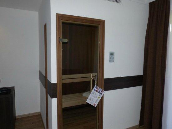 ZUM SENNER Zillertal Adults only: Le sauna